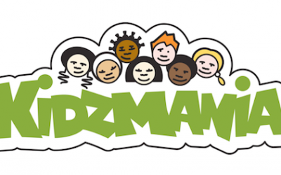 Our new website at Kidzmania